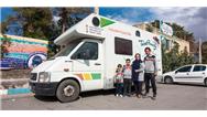 سفر 400 روزه خانواده 4 نفری به دور ایران
