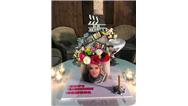 جشن تولد لاکچری نیوشا ضیغمی