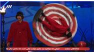 فیلم کامل اجرای نفسگیر محمد زارع و دوستش با پرتاب چاقو در قسمت دوم مرحله نیمه نهایی عصر جدید/24 تیر