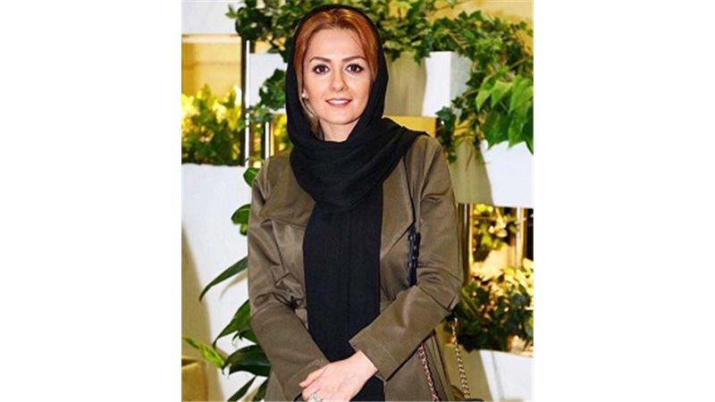 بیتا سحرخیز بازیگر نقش ملکا در سریال ماه و پلنگ