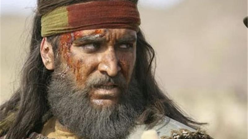 حمیدرضا عطایی در سریال مختارنامه هم نقش آفرینی کرد