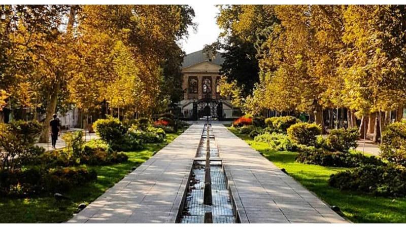 دیدنیهای تهران در پاییز