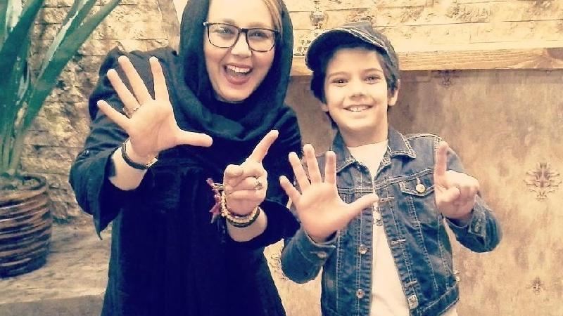 بیوگرافی راستین عزیزپور بازیگر نوجوانی سهراب در سریال از سرنوشت