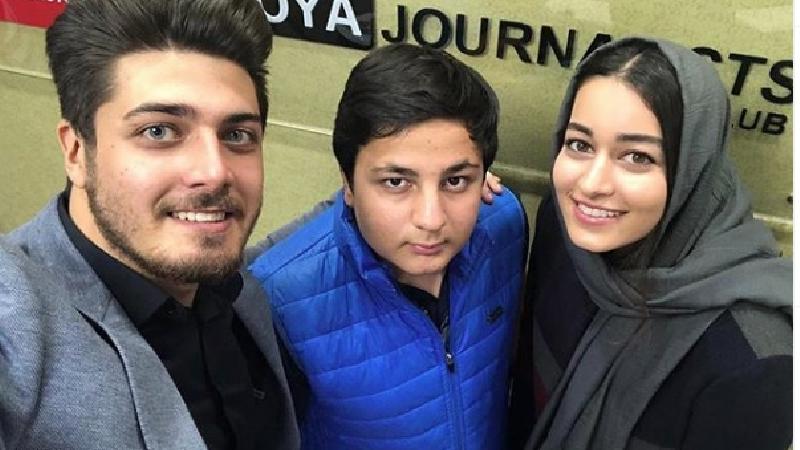 بیوگرافی کامل علی مسلمی بازیگر نقش مهیار در سریال هست و نیست