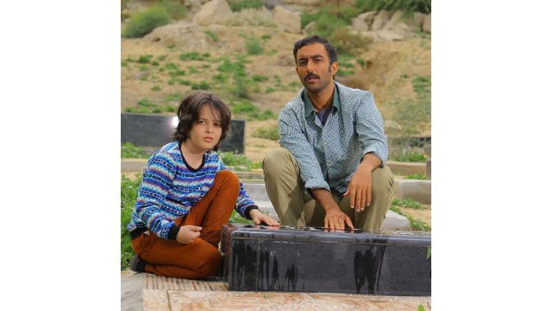 کیوان ساکت اف بازیگر نقش یوسف در سریال به رنگ خاک