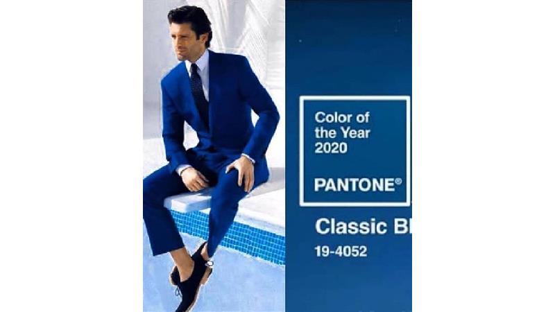 آبی کلاسیک رنگ سال 2020 چه رنگی است