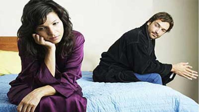 دلایل کاهش میل جنسی در زنان و مردان چیست