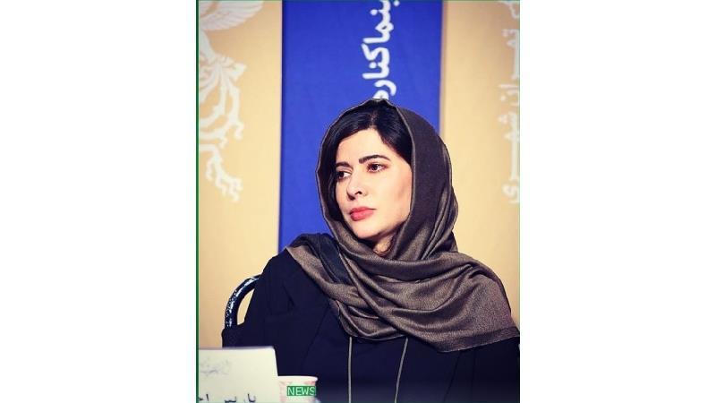 نازنین احمدی برنده سیمرغ بلورین بهترین بازیگر زن
