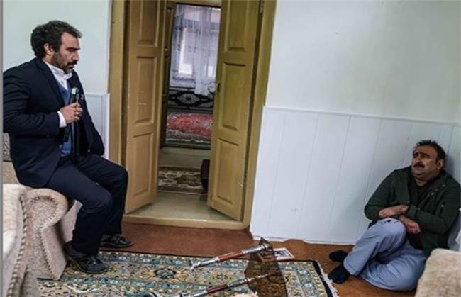 مهران احمدی و محسن تنابنده در پایتخت ۶