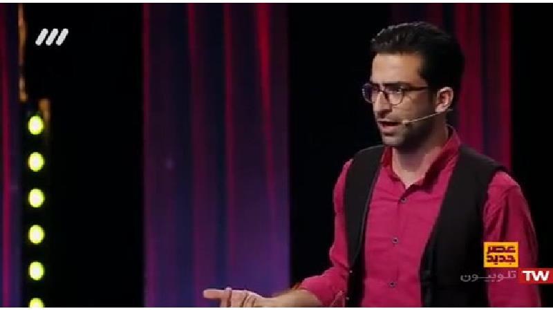 سید علی زرگر بازیگر بازیمون