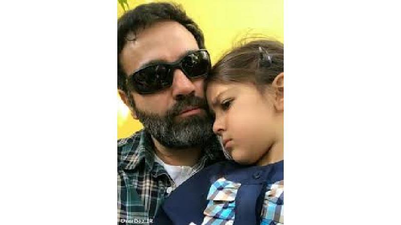 آرش مجیدی بازیگر سریال سرباز