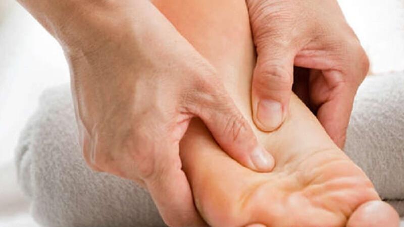 افزایش ناگهانی وزن دلیل درد کف پا