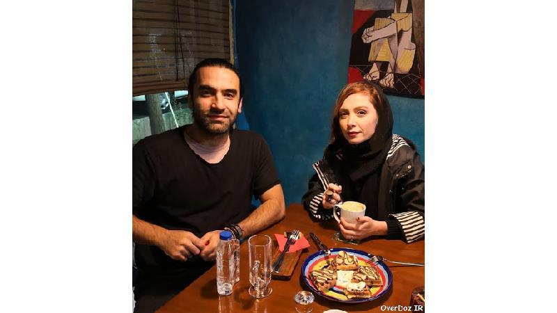 کیارش اعتمادی همسر فرناز رهنما آهنگساز است