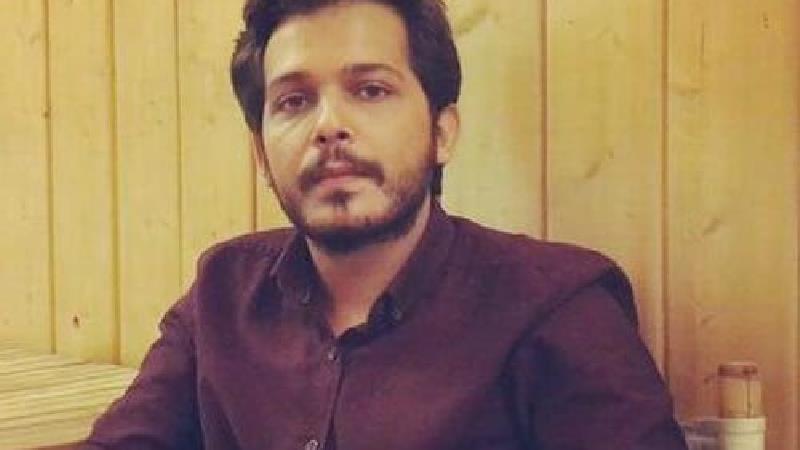 مهرزاد جعفری بازیگر نقش مسعود تابشی در بچه مهندس 3