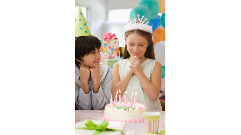 جشن تولد برای کودکان