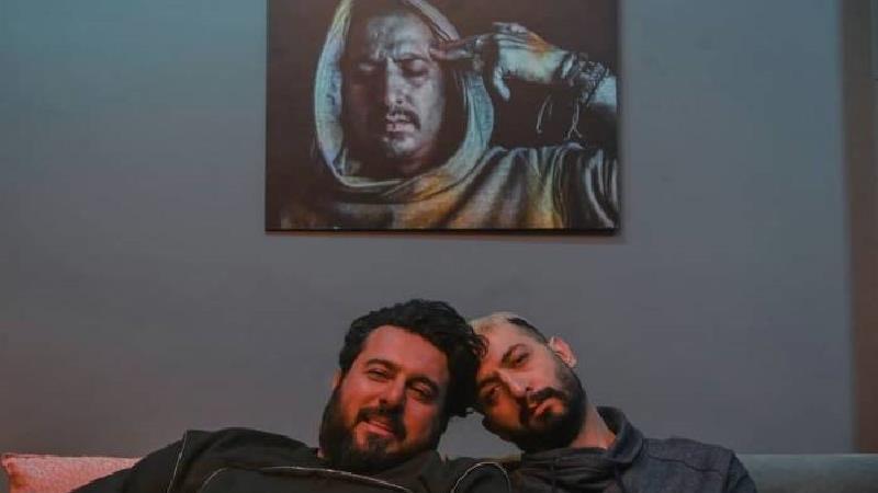 حسین امیدی و محسن کیایی