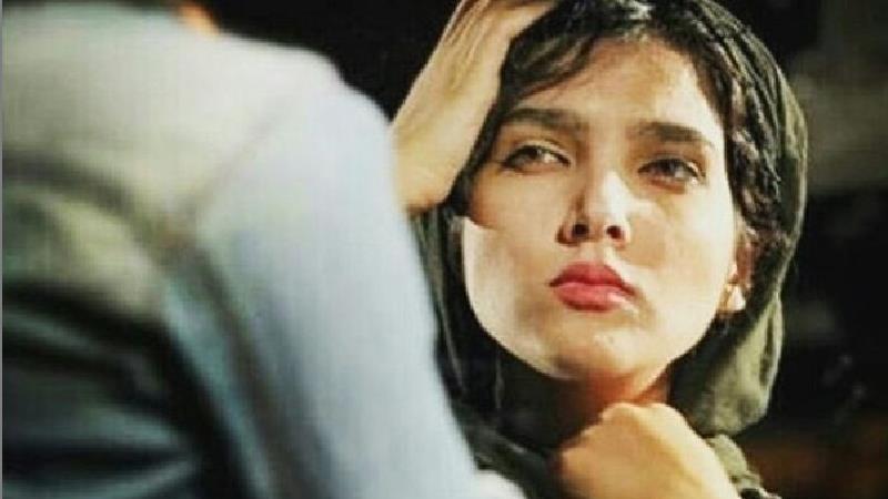 سارا رسول زاده در سریال نجلا