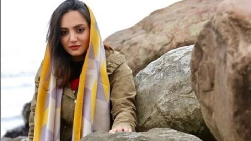 کیمیا اکرمی بازیگر نقش محبوبه در سریال روزها ابدی