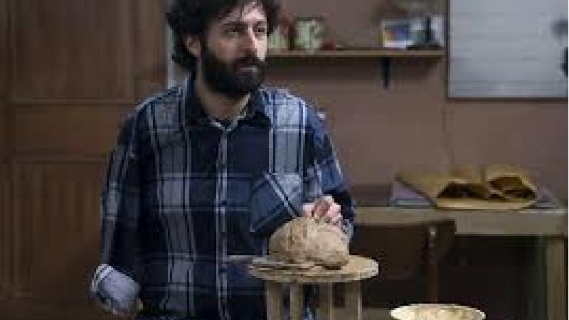 حسام محمودی بازیگر نقش مسعود در سریال باخانمان