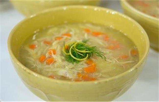 سوپ برای بیماران کرونایی مفید است