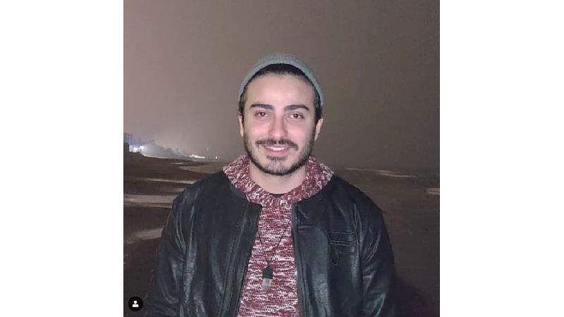 محمدامین شعرباف بازیگر نقش سروش در سریال قورباغه