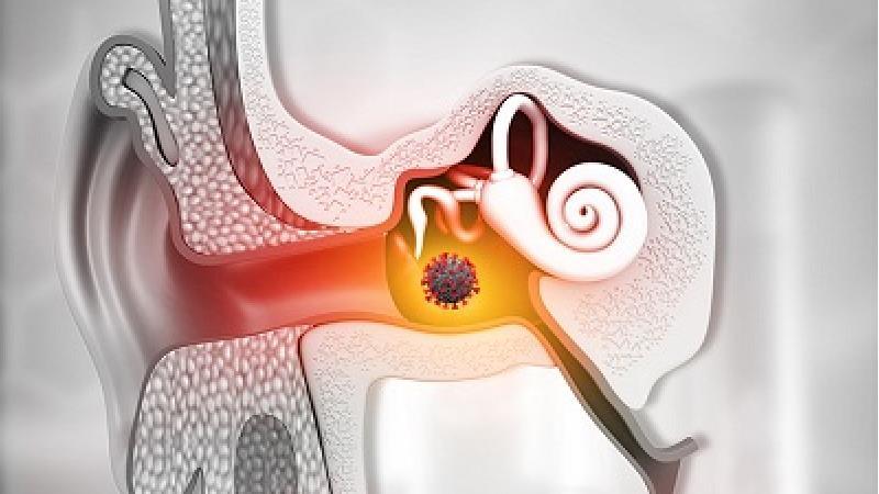 التهاب گوش میانی در کودکان چه دلایلی دارد