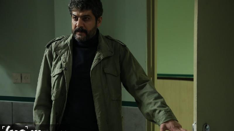 سامرند معروفی بازیگر نقش سعید در سریال بیگانه ای با من است