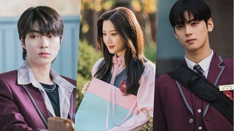 عکسی از سریال کره ای زیبای حقیقی