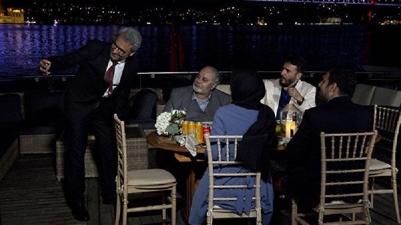 عکسی از سریال دادستان