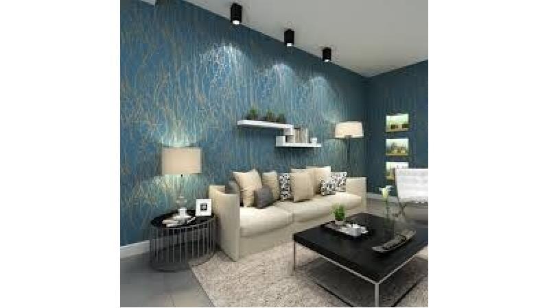 چه رنگی برای کاغذ دیواری بهتر است