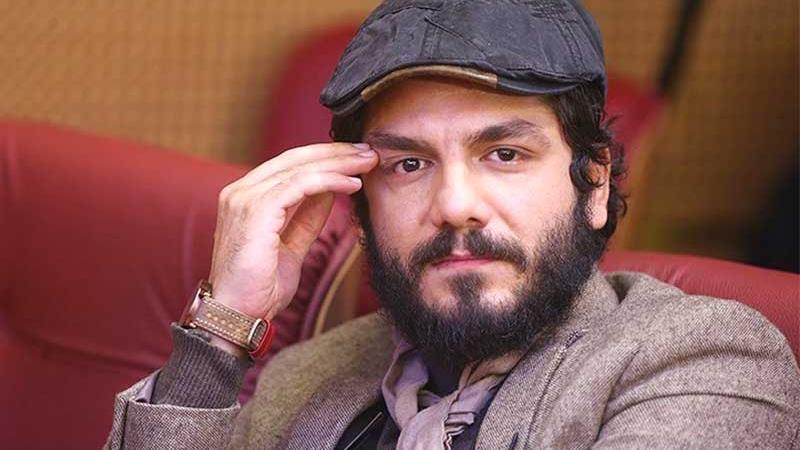 عباس غزالی بازیگر نقش بهروز در سریال وضعیت سفید