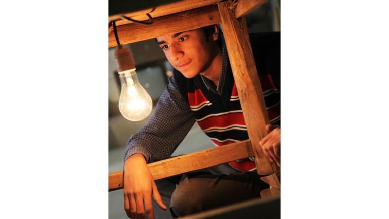 یونس غزالی بازیگر نقش امیرمحمد در سریال وضعیت سفید