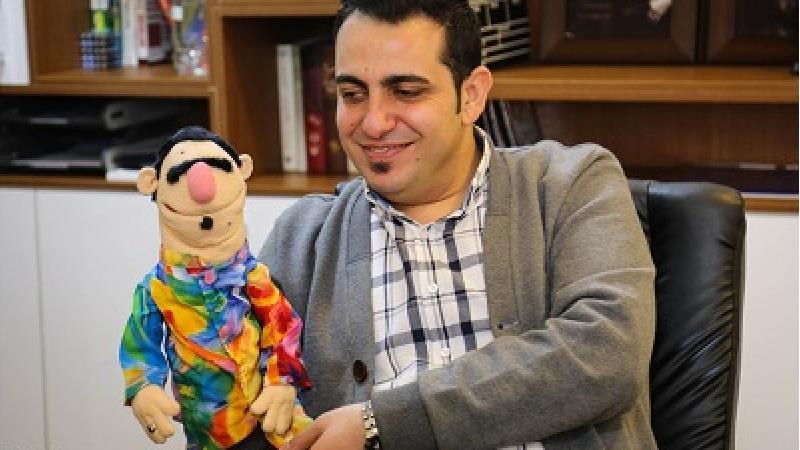 محمد لقمانیان کارگردان برنامه شوخی شوخی