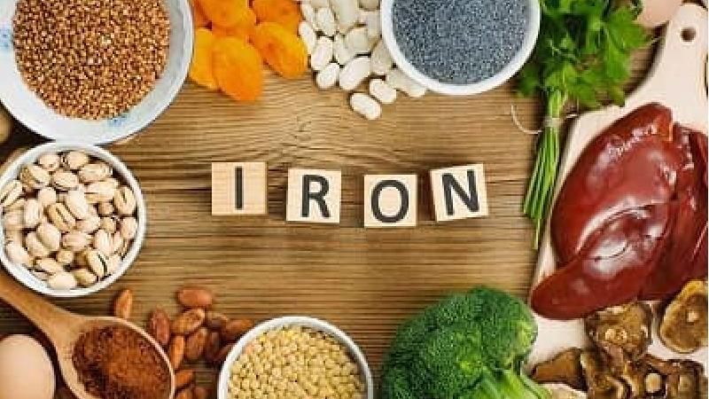 چه خوراکی هایی برای جبران کمبود آهن مناسب است
