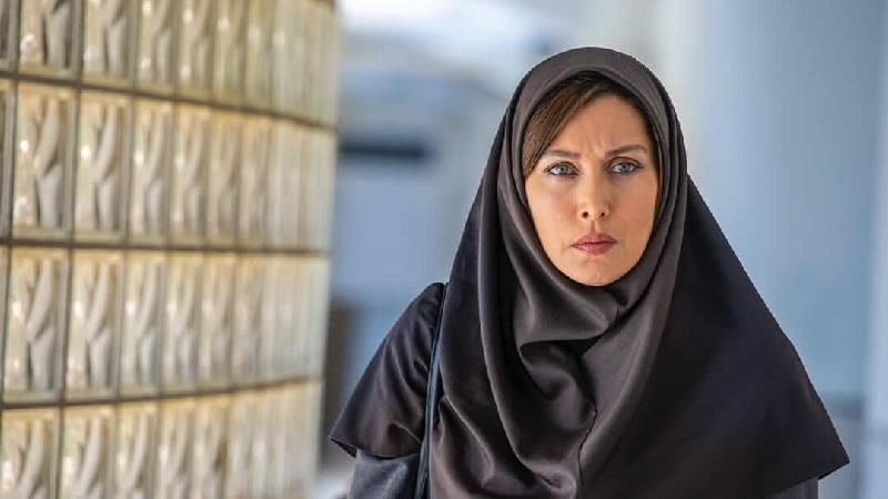 مهتاب کرامتی در فیلم صحنه زنی