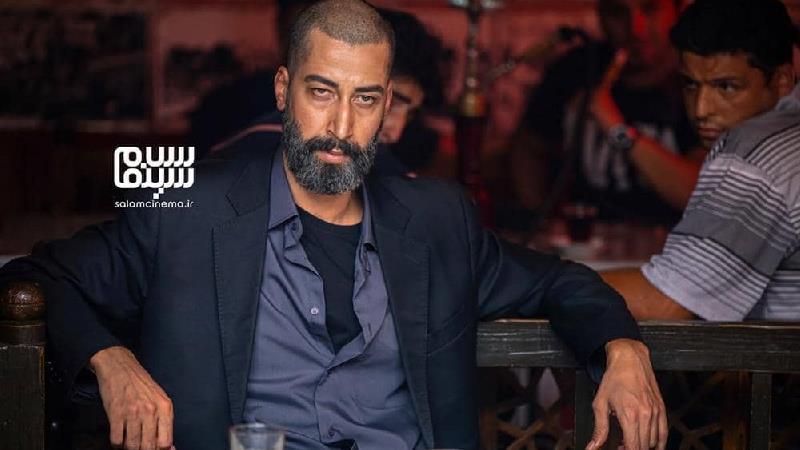 بهرام افشاری در فیلم صحنه زنی