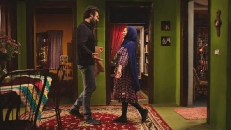 عکسی از فیلم رمانتیسم عماد و طوبا