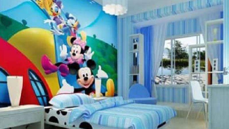 راهنمای کامل انتخاب رنگ برای اتاق کودکان