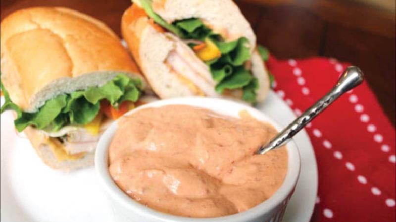 با طرز تهیه سس ساندویچ خانگی آشنا شوید