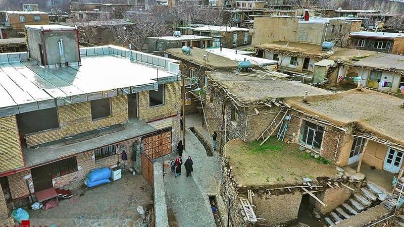 روستای ورکانه قدمت زیادی دارد