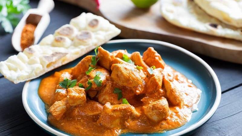 دستور پخت مرغ هندی با گرام ماسالا چگونه است