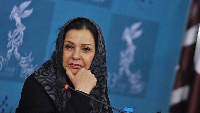 افسر اسدی بازیگر در نقش فاطمه، همسر حاج مرتضی در سریال پناه آخر