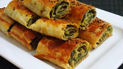 آموزش پخت غذای ترکیهای بورک گوشت برای مهمانیهای عصرانه
