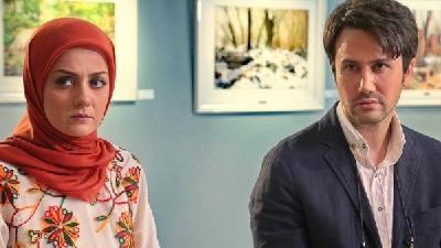 شاهرخ استخری و بیتا سحرخیز در سریال ماه و پلنگ