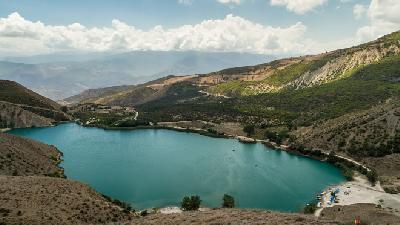 سد دریوک، دریاچه ولشت و مرداب کندوچال از جاذبههای گردشگری چالوس