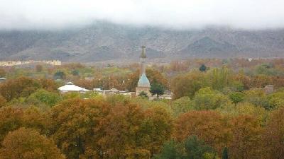 نطنز؛ از زیباترین شهرهای پاییزی