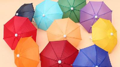 زنان آراسته چتر را فراموش نمیکنند