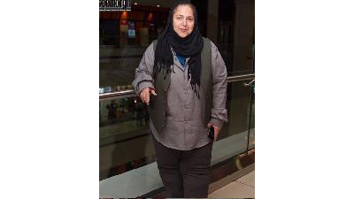 شهره لرستانی بازیگر نقش مادر کمال در سریال حکایت های کمال