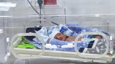تولد نوزاد پسر 92 روز بعد از کمای مادر