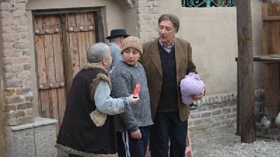محمدرضا شیرخانلو، بازیگر سریال حکایت های کمال